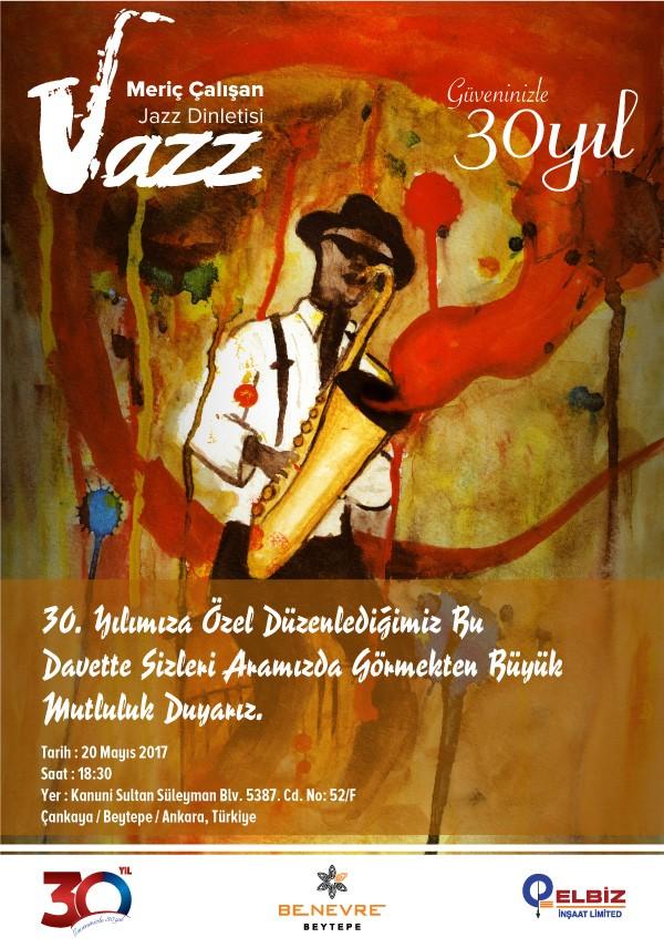 Benevre Beytepe Jazz Etkinliği İle Sosyal Donatı Kapılarını Açtı